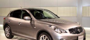 El Skyline de Nissan se empieza a vender en Japón