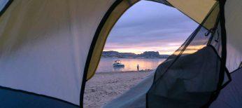 Los 26 mejores campings de playa en España