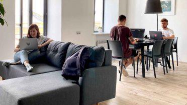 Coliving o cómo irte de casa para alquilar una habitación
