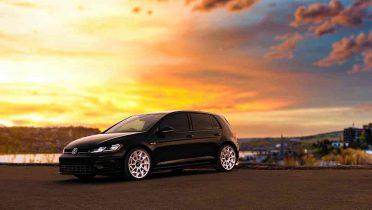 Volkswagen Golf de segunda mano, blanco, diésel y con pocos kilómetros, el preferido por los españoles