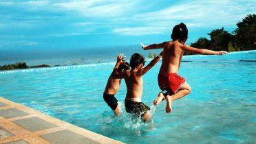 Cómo alquilar una casa con piscina por un día