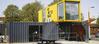 Casas prefabricadas con contenedores, precios y tipos