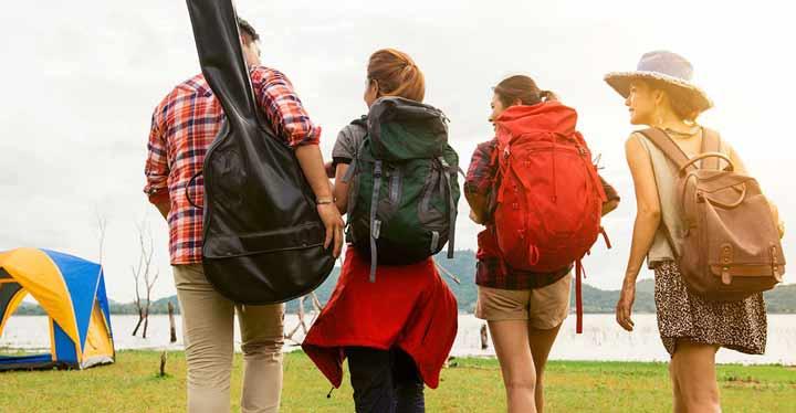Miles de estudiantes disfrutan cada año de las becas Erasmus.