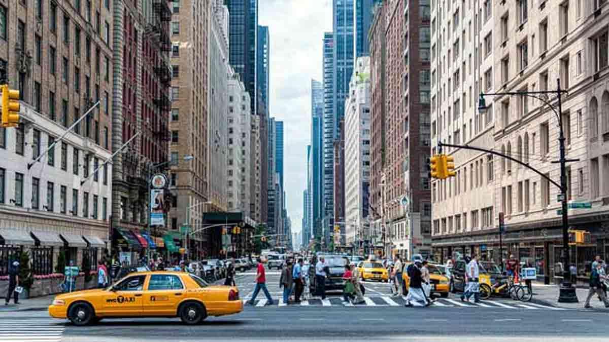 Calles estadounidenses