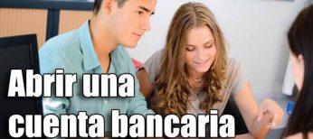 Cómo abrir una cuenta bancaria online en los bancos BBVA, CaixaBank y Santander