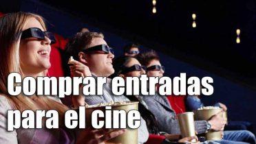 Cómo comprar entradas para el cine online