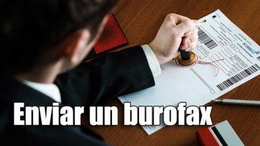 ¿Qué necesito para enviar un burofax en Correos u online?