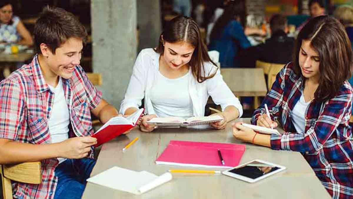 Estudiantes en Estados Unidos