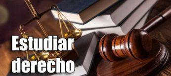 Guía para decidir si estudiar Derecho o no