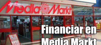 Finanaciación en Media Markt, requisitos para pedir la tarjeta
