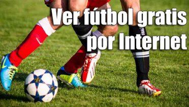 Dónde ver fútbol gratis por Internet