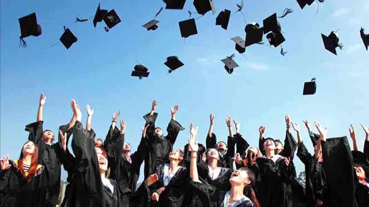 Graduación en EEUU