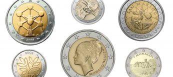 Las 13 monedas de 2 euros más valiosas, hasta 2.750 euros por cada ejemplar