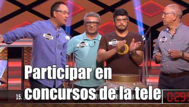 Cómo participar en concursos de televisión