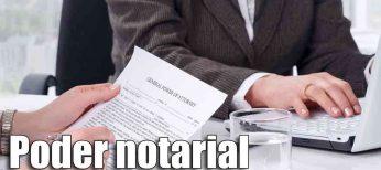 Qué es el poder notarial y cuánto cuesta