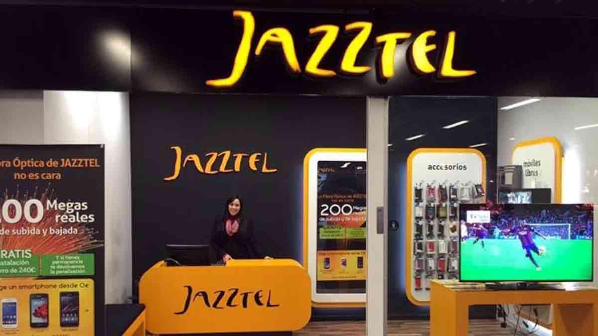 Tienda de Jazztel