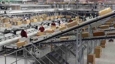 Cómo trabajar en Inditex, logística y oficinas