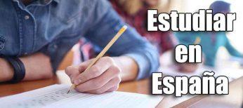 Requisitos para estudiar en España siendo extranjero