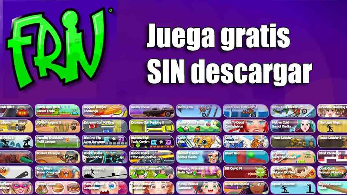 Juegos gratis sin descargar
