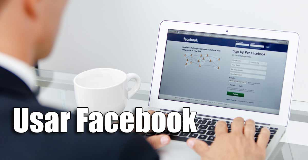 Qué necesito para usar Facebook