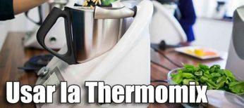 Cómo usar la Thermomix, funciones y accesorios
